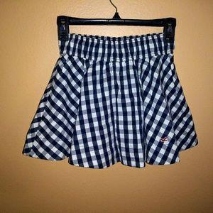 Nwot Hollister sz Sm Skirt with Ruffled Petticoat